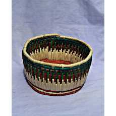 Roti Basket/Bowl Handicrafts Bread Baskets Bucket Storage Baskets Space Savers